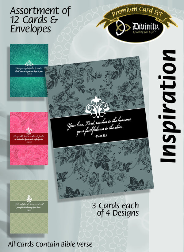 Divinity Boutique Boxed Cards: Inspiration