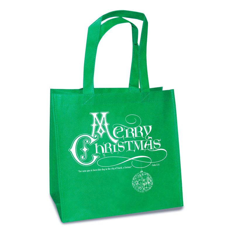 Eco Tote: Merry Christmas