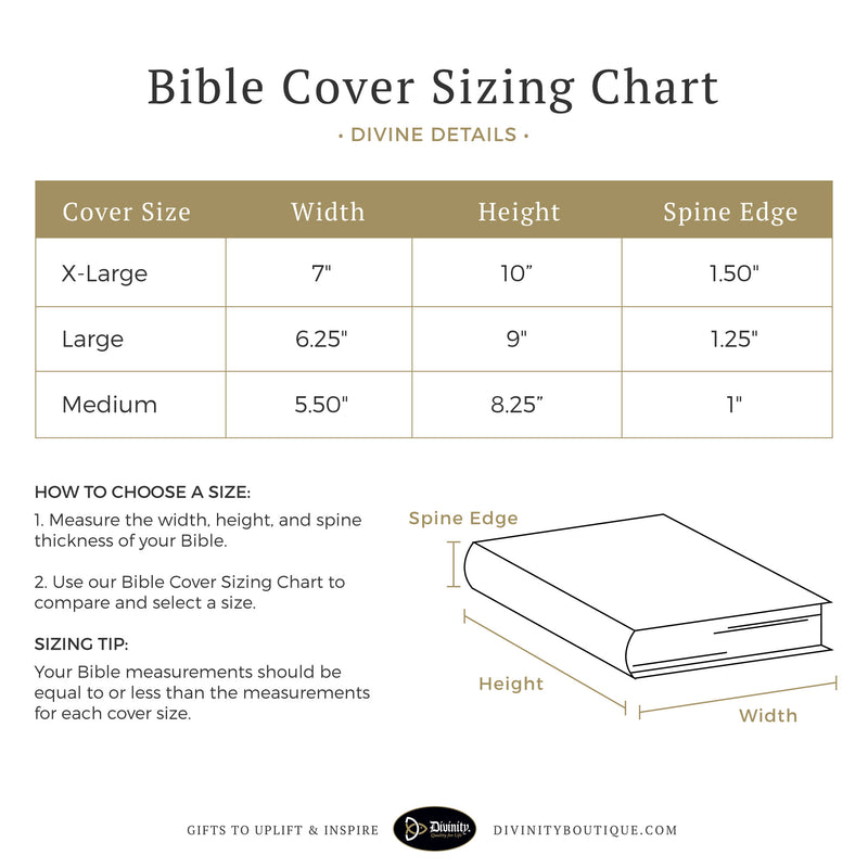Bible Cover - Watercolor Garden