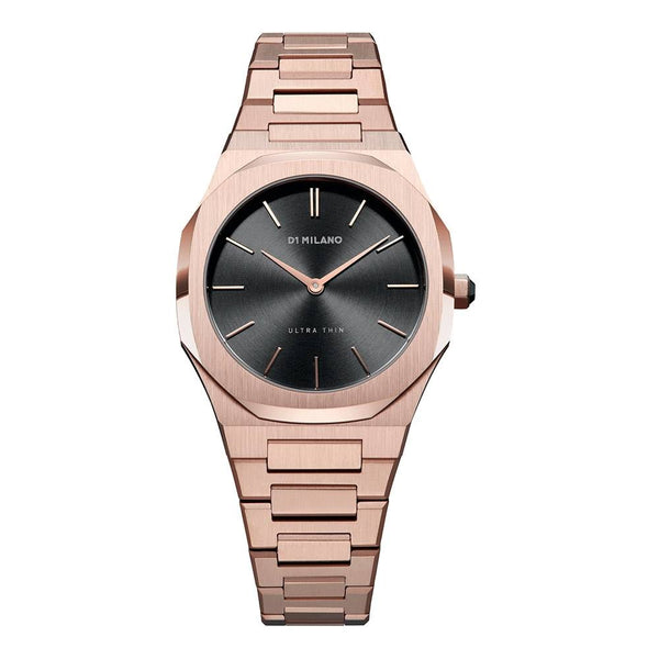 OROLOGIO D1-UTBL06 - D1 MILANO ULTRA THIN LADY Mod. ROSE NIGHT