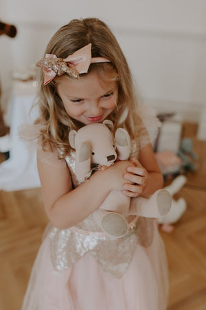 Pink Teddy Bear by Maileg