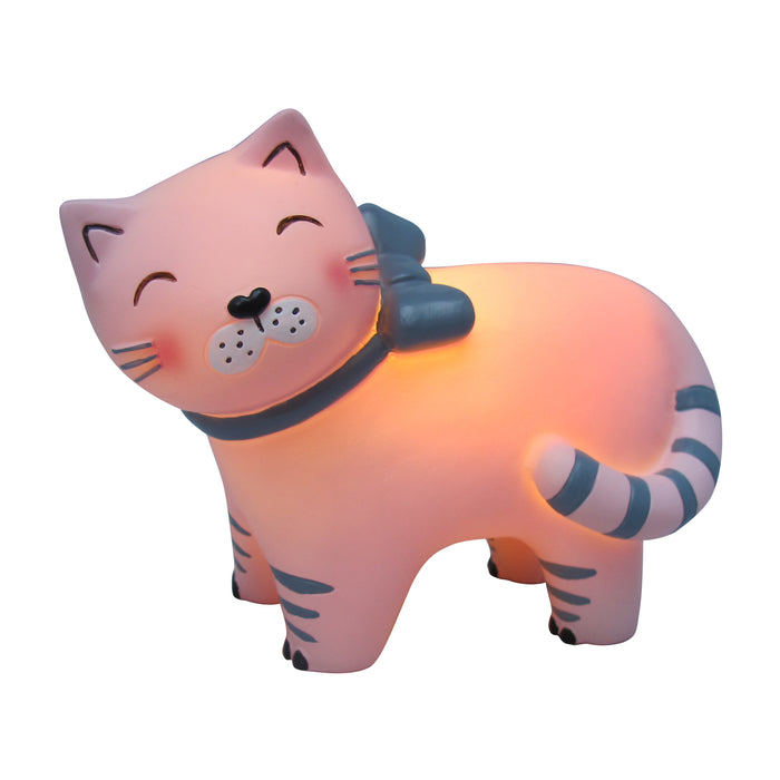 Children's Light - Pink Cat