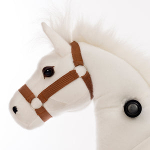 Ride on Horse - White Snowy