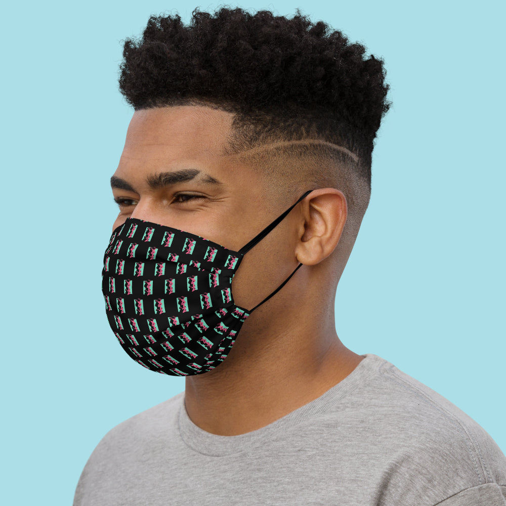 Stacking Tez - Premium Face Mask - #18