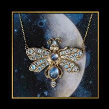 Load image into Gallery viewer, LUNA MOTH NECKLACE