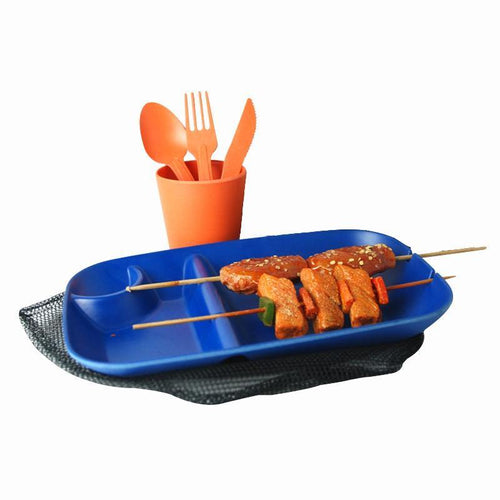 Bamboo BBQ Set (3PC) - EcoSouLife