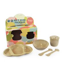 Load image into Gallery viewer, Rice Husk Baby Set - EcoSouLife