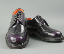 Load image into Gallery viewer, Tricker's Anne Iris Bookbinder Derby Brogues