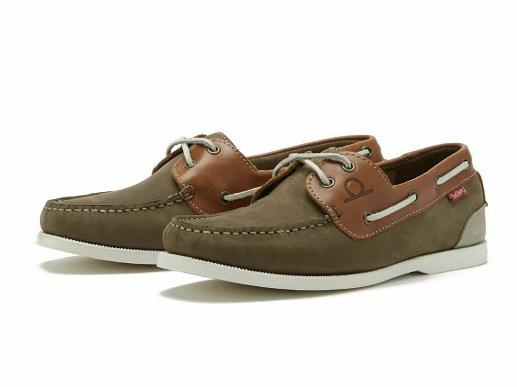 Mens Chathams 'Galley ll' Deck Shoe