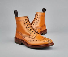 Load image into Gallery viewer, Tricker's Stow Brogue Country Boot