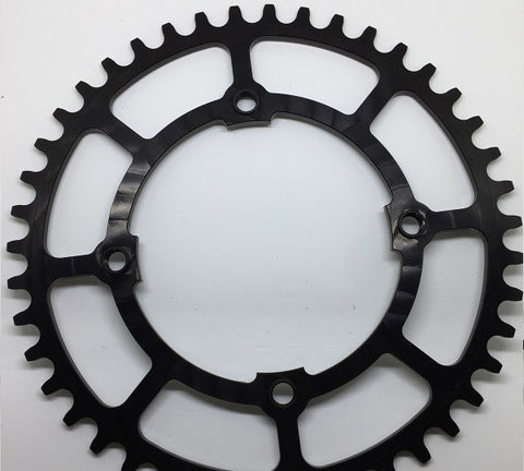CXP racing Pro chainring 4 bolt