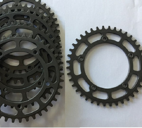 CXP racing Expert chainring 4 or 5 bolt