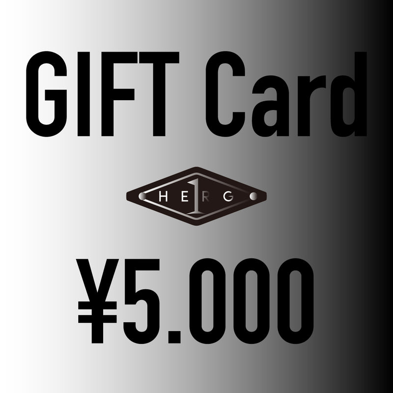 HER ONLINE GIFT CARD ¥5.000