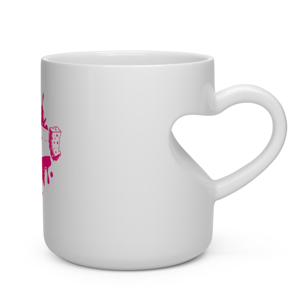 Heart Shape Mug