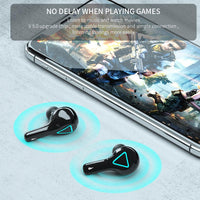 GoBePro LED Wireless Bluetooth V5.1 Earbuds