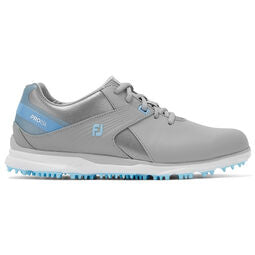 Ladies Footjoy Pro SL Shoes Grey