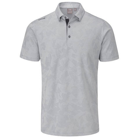 Ping Romy Polo Shirt - Silver