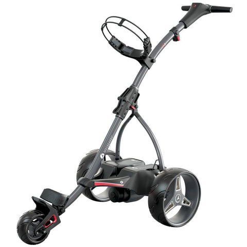 Motocaddy S1 Electric Trolley 18 Hole Lithium Battery