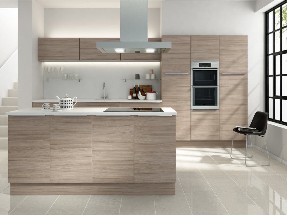 Zoom Matte Door and 575 x 300 Single Wall Kitchen Unit