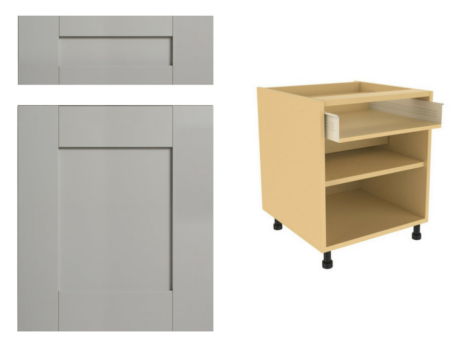Fenwick Matte Door and 720 x 350 Single Drawer Line Base Kitchen unit