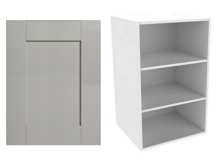 Fenwick Matte Door and 900 x 450 Single Wall Kitchen Unit