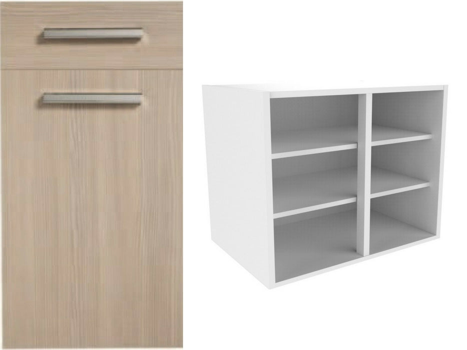 Zoom Matte Door and 900 x 800 Double Wall Kitchen Unit