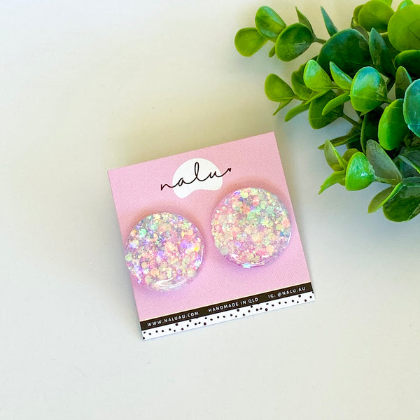 Maxi LUCY Studs - Mermaid Song 2.0