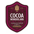 Cocoa Wonderland 5L Mini Keg - Chocolate Porter 6.8% - Thornbridge