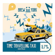 Time Travelling Taxi - Pale Ale - Brew York