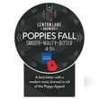 Poppies Fall 5L Mini Keg - Bitter 4.5% - Lenton Lane