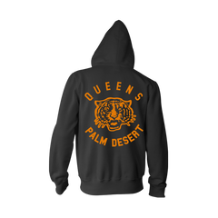Tiger Zip-Up Hoodie - Queens of the Stone Age - 3