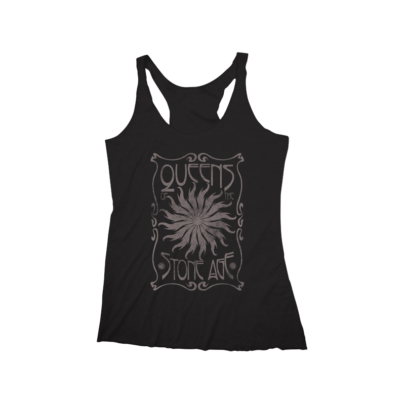 Sun Master Womens Tank - Queens of the Stone Age