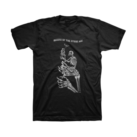 Emek Skeleton Bird Tee