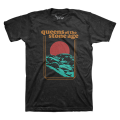 Limited Edition Sun Tee - Queens of the Stone Age - 1