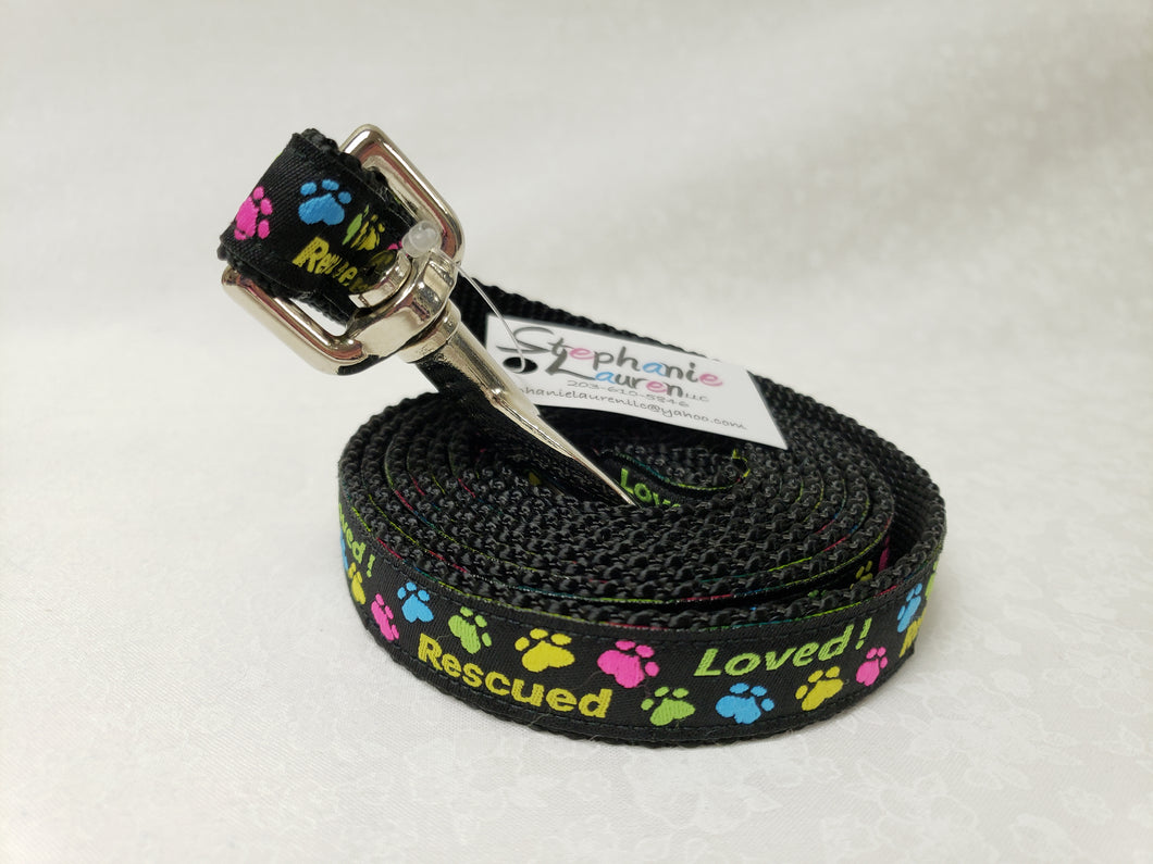 Rescued Dog Leash-Small
