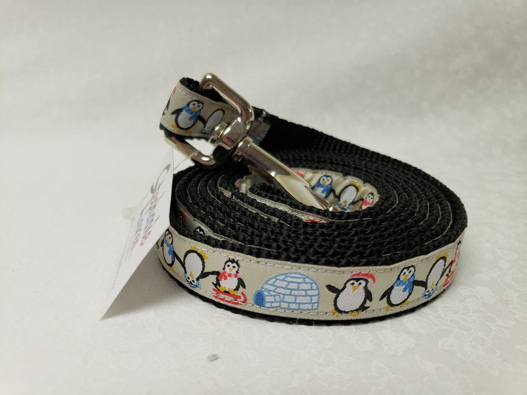 Penguin Dog Leash-Small