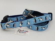 Load image into Gallery viewer, Penguin Dog Leash/Collar Set-Large