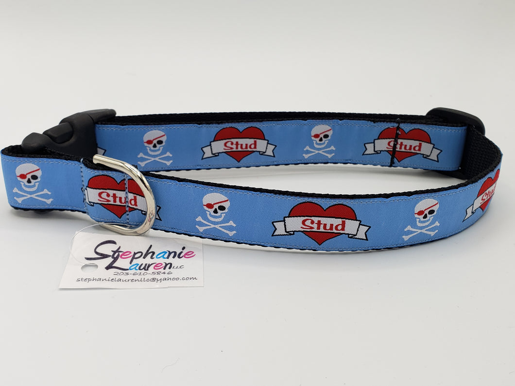 Stud Dog Collar-Large