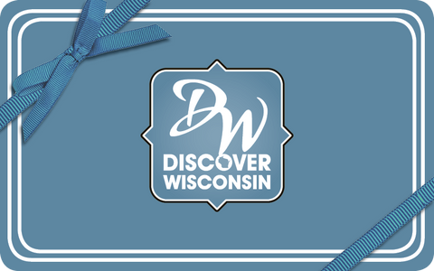Discover Wisconsin gift card