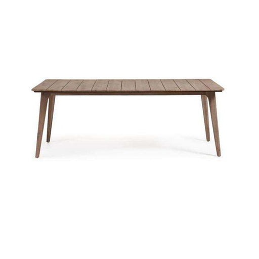 Borneo Slatted Dining Table - Sofa Company
