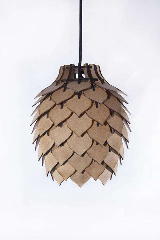 Armidillo Pendant Medium - Natural - Sofa Company