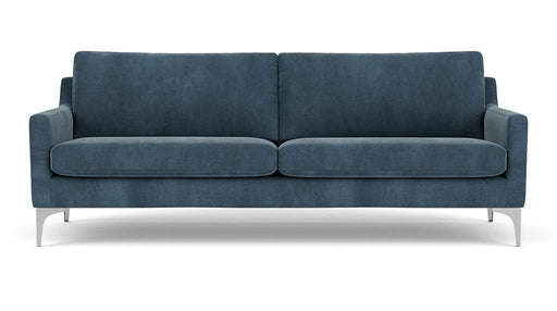 Astha, 3-seater sofa, Sorrento Steel Blue - Sofa Company