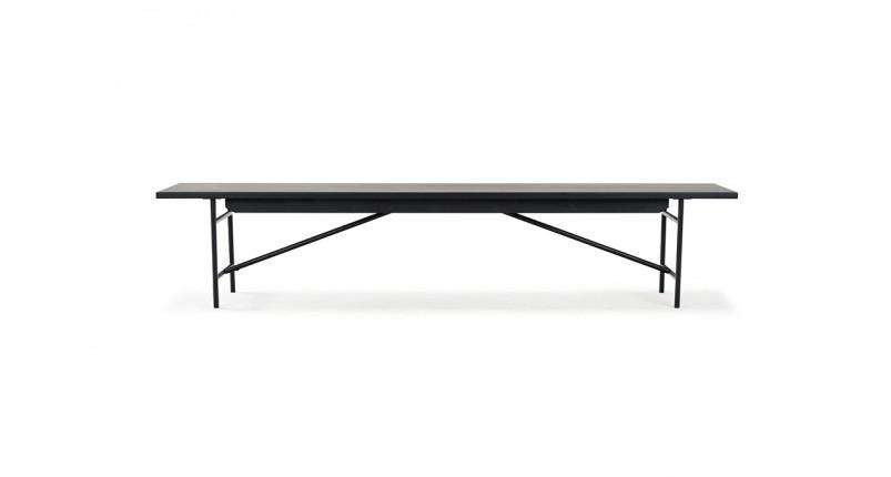 Miles, Dining Bench, Large - Sofa Company