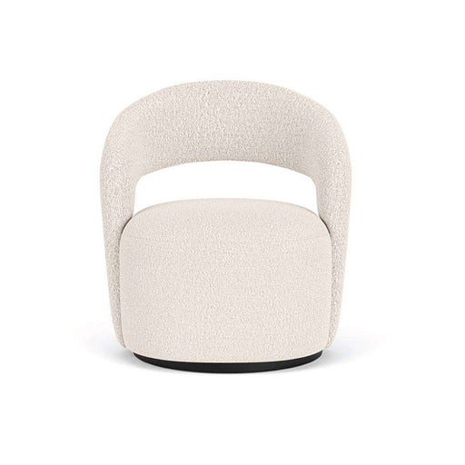 Judi Chair, Maya Cream - Sofa Company