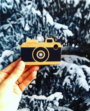 Load image into Gallery viewer, Wooden Camera- Make Me Iconic