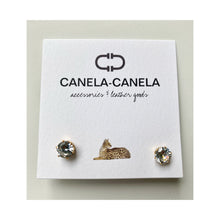 Load image into Gallery viewer, Canela studs