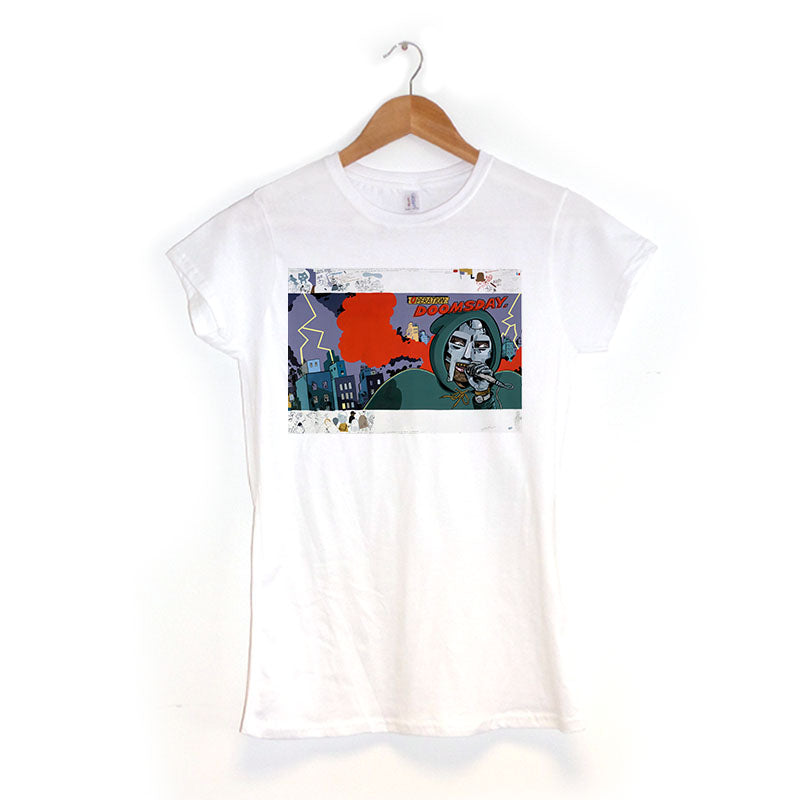 MF Doom - Women's T-Shirt