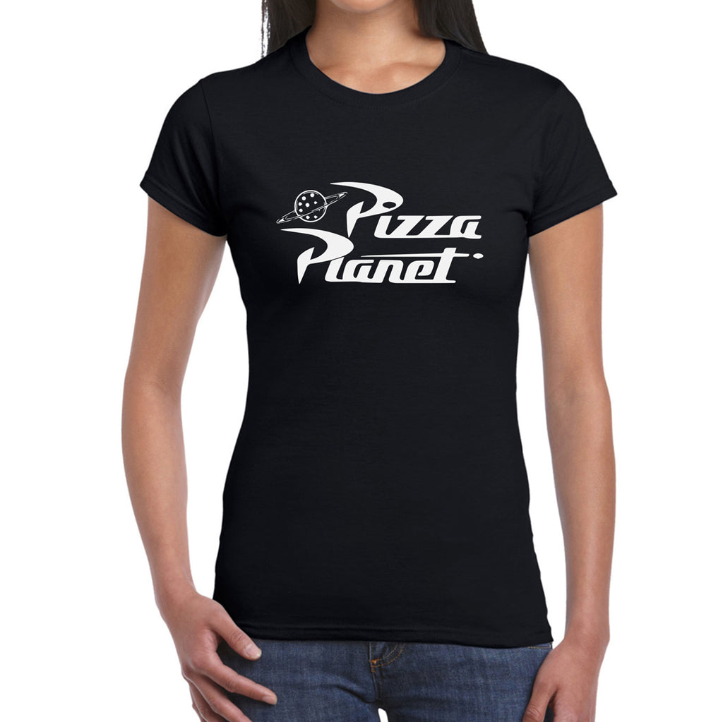 Pizza Planet -  Women's T-Shirt