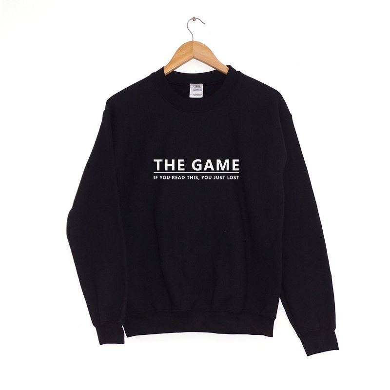 The Game Sweatshirt