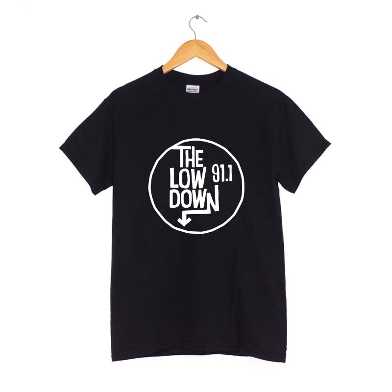 the Low Down 91.1 T-Shirt